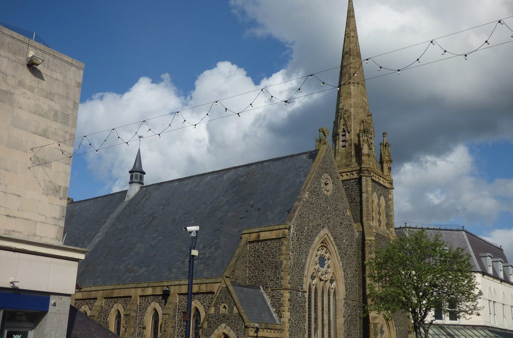 Church heating specialists keep the Welsh warm this winter