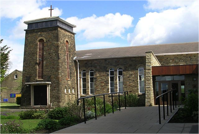 St Andrews Methodist church, Bradford