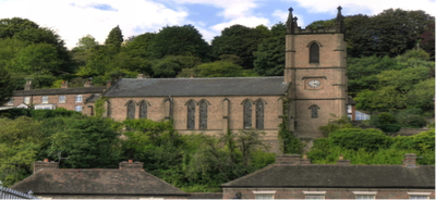 St Lukes Church, Ironbridge, Shropshire