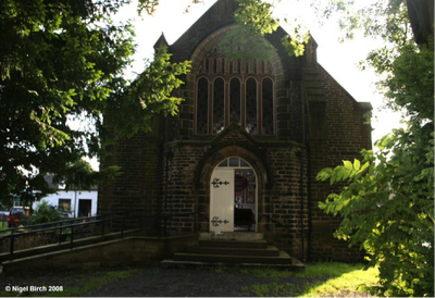 Irwell Vale Methodist church, Ramsbottom