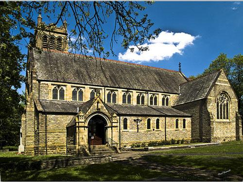 St. Margaret's Church, Oldham