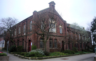 Westoe Baptist church, South Shields, Newcastle