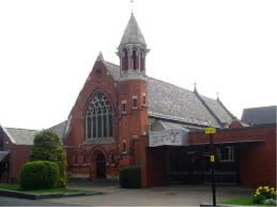 St Marys RC Church, Birmingham