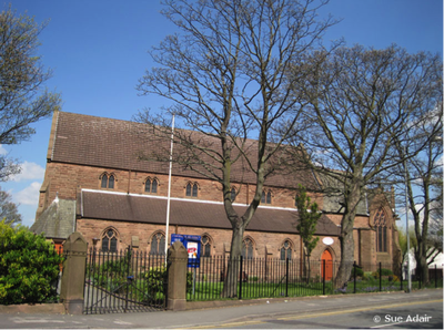 Saint Michael and All Angels Church, Runcorn