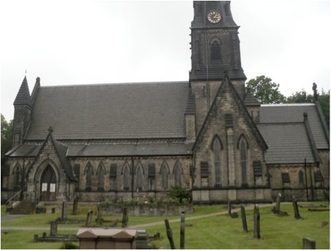 Holy Trinity Church, Leeds