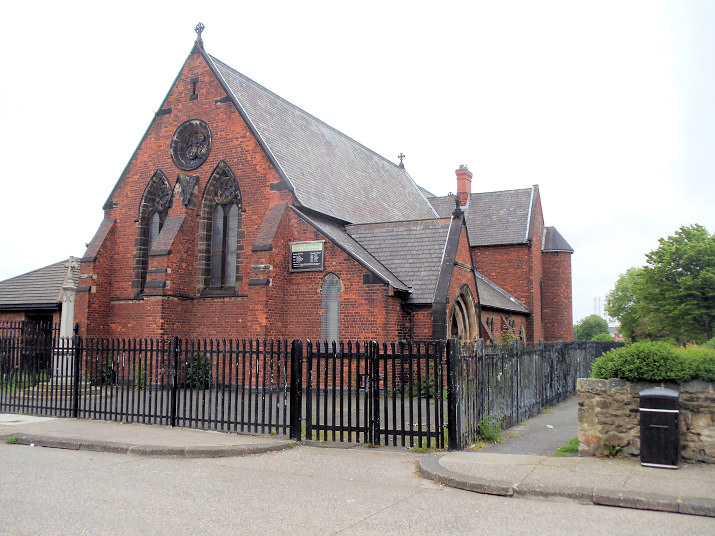 The Parish Church of St Anthony of Egypt – Newcastle