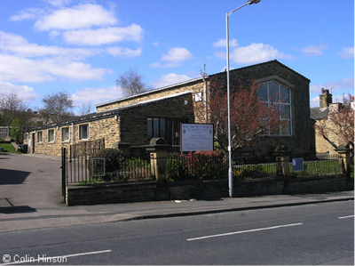 Idle Baptist church, Bradford