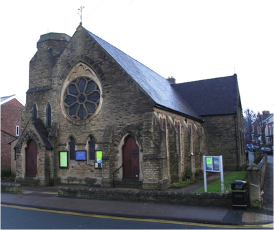 Marple United Reform Church, Greater Manchester