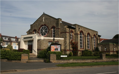 Bents Green Methodist church, Sheffield.
