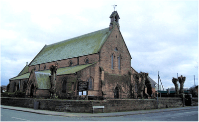 St James Church, Congleton