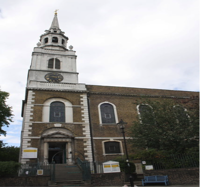 St James Church, Clerkenwell, London