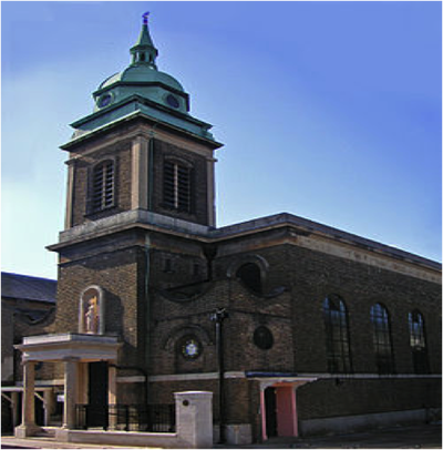 The Vineyard Life Church, Richmond, London