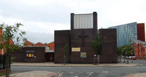 Union Hall Church, Hulme, Manchester