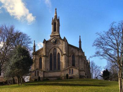 St Clements Church, Spotland, Rochdale, Manchester