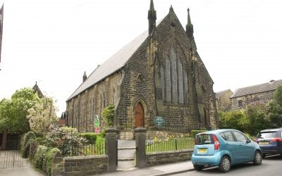 High Green Methodist Church – Sheffield