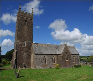 St Gills Church, Devon