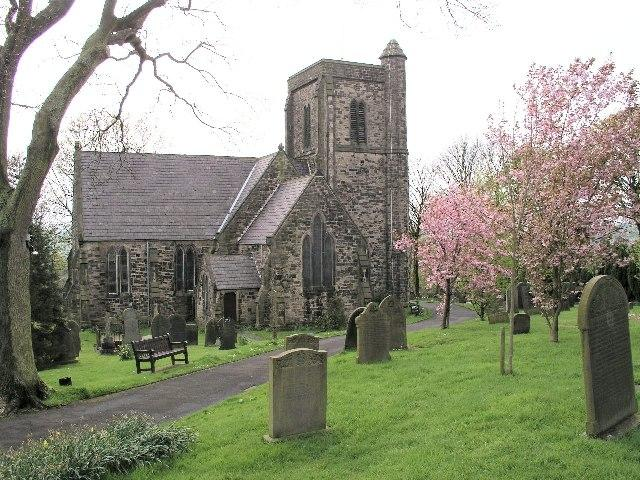 The grass will be greener for this Glossop church