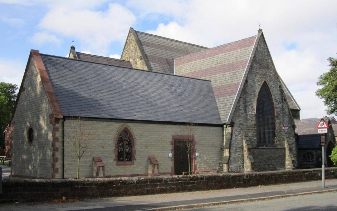 Heating Bills Halved for All Saints Church Liverpool!