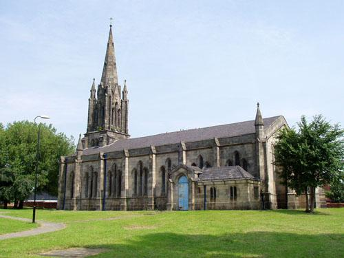 Church Heating Specialists Recommended to Christ Church, Harpurhey