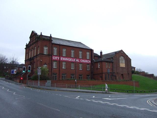 City Evangelical Church Leeds