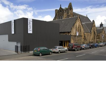 Glasgow Destiny Church Has A Full Energy Audit!
