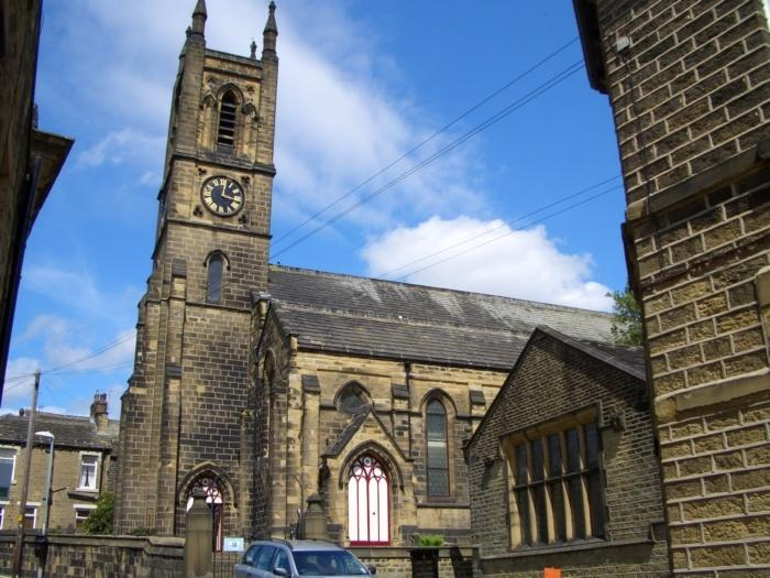 St Mary S Church Honley The Church Heating Specialists