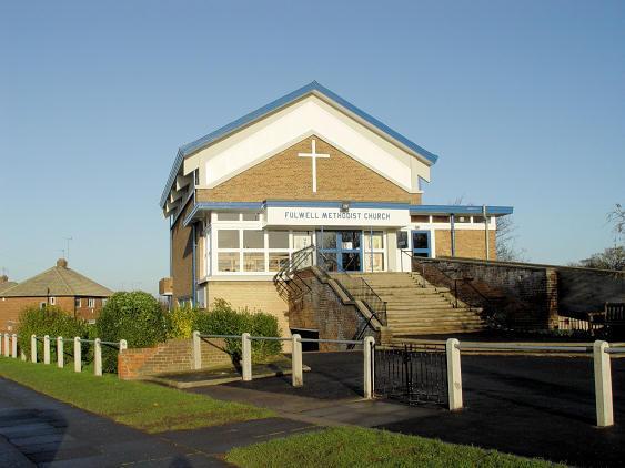 A Harsh Winter For Fullwell Methodist Church, Sunderland!