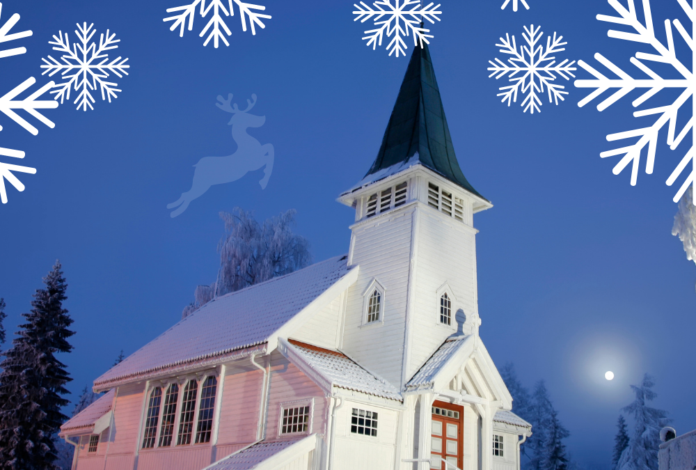 How to prepare your church for Christmas