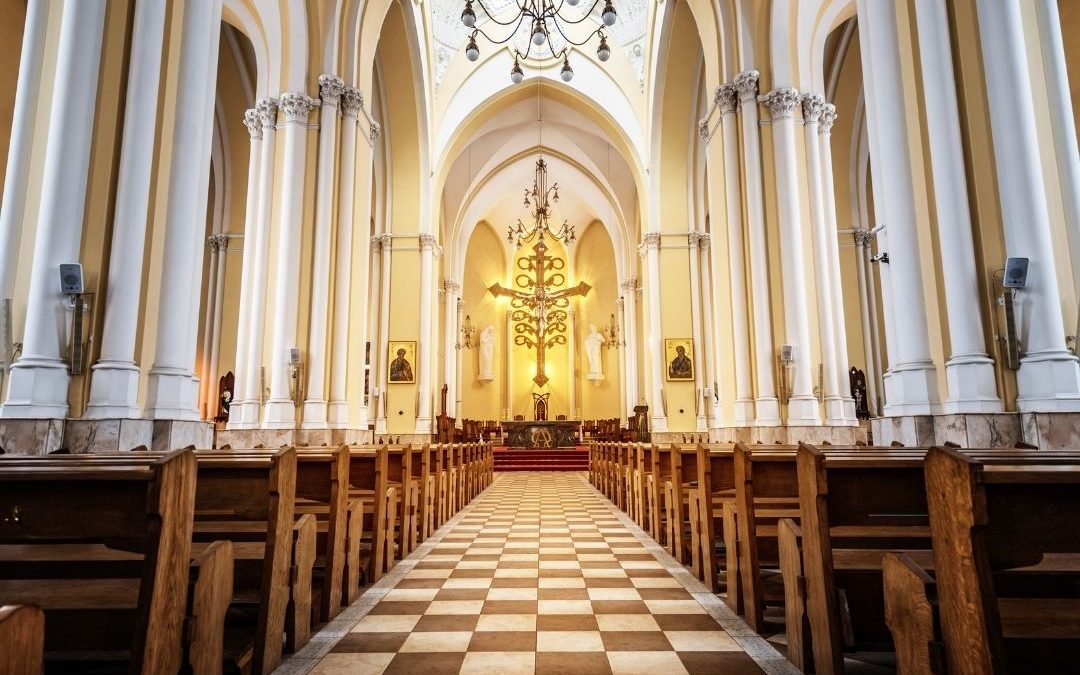 The Simplicity of Church Heating