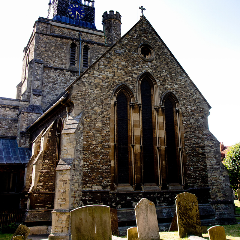 Image of Church Heating Specialist boilers