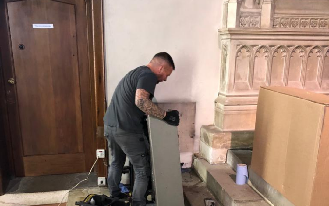 Why choosing the right Church Heating Specialist & Engineer is important!