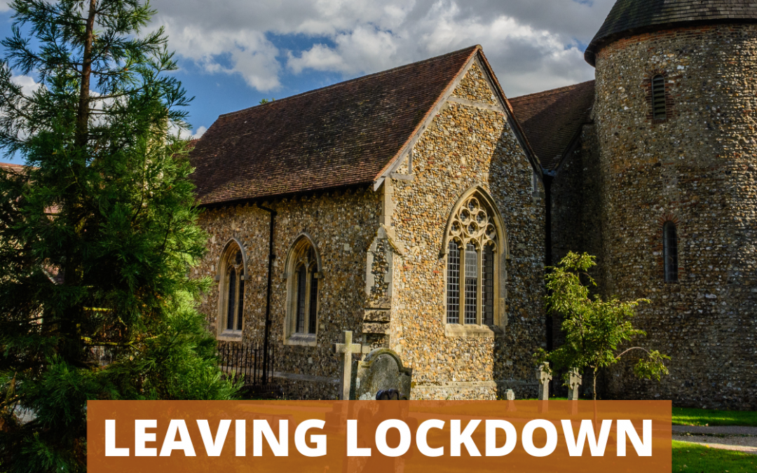 Leaving Lockdown with the right Church Heating Solutions