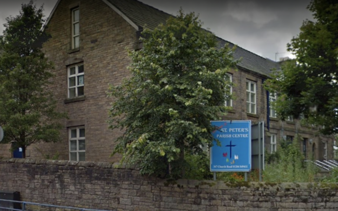 St Peter's, Halliwell are set to receive a £320,000 improvement scheme!